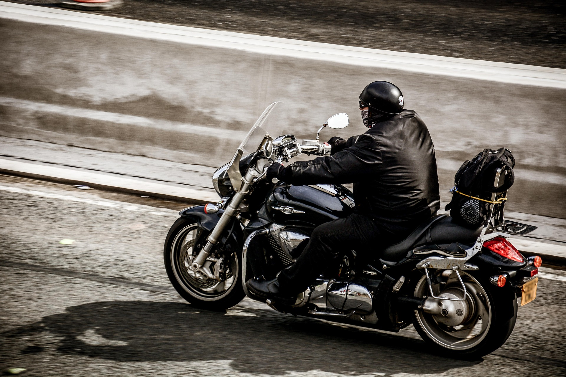 The Facts Don't Lie: Motorcycles Really are Dangerous